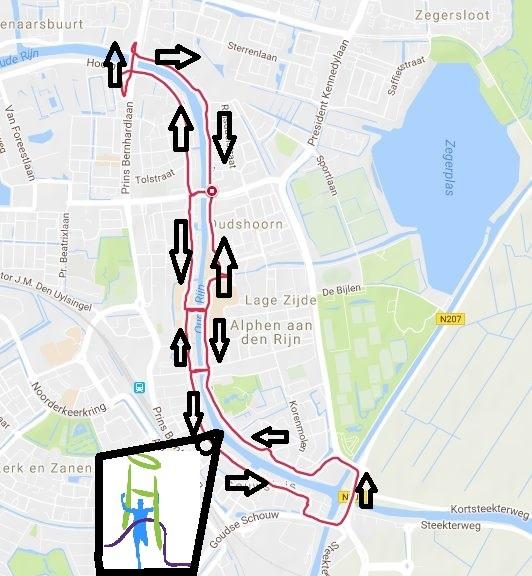 route-bruggenrun